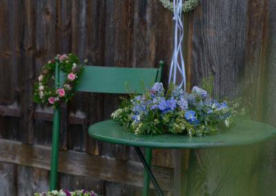 Bluetenkraenze Hochzeit
