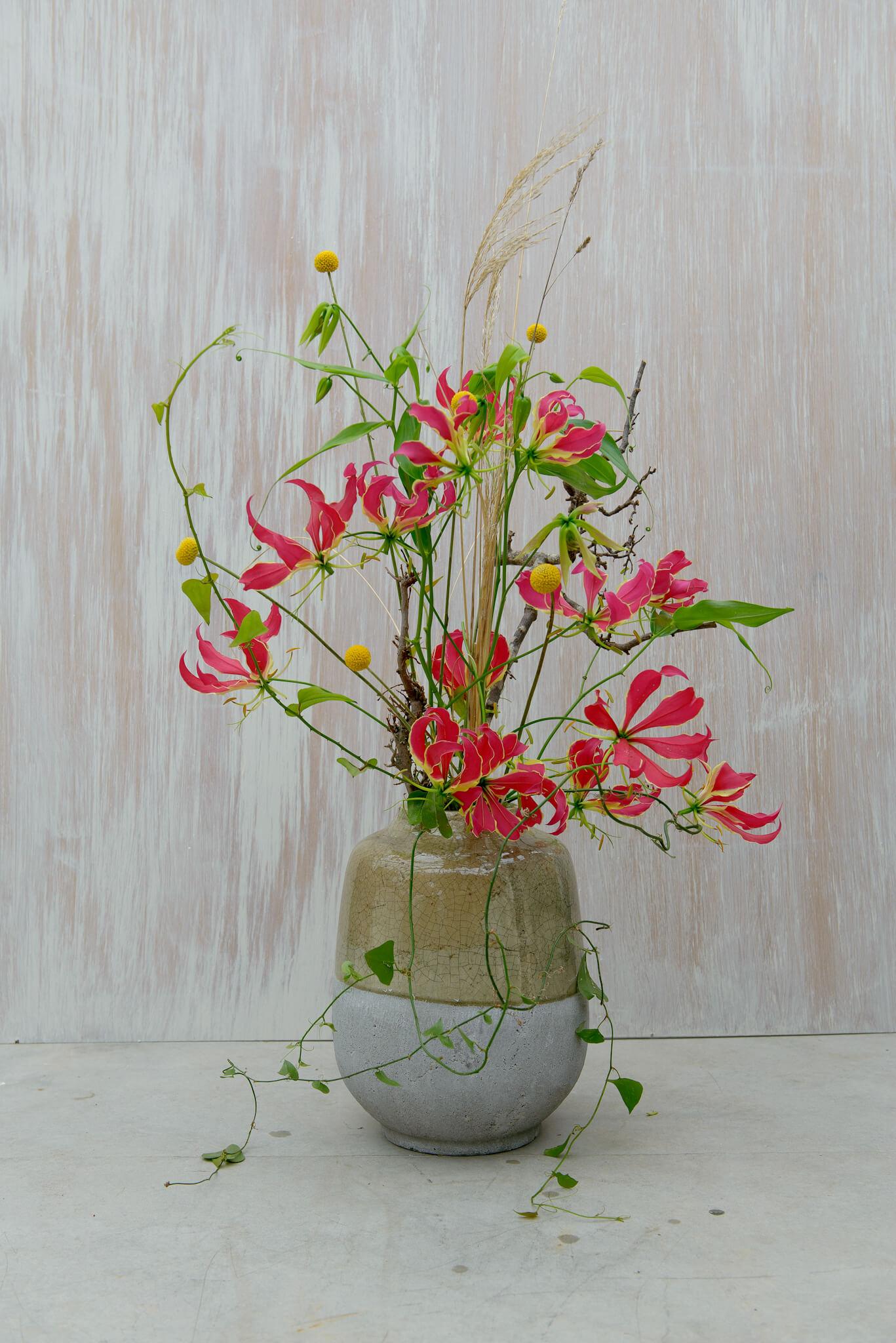 Blumen Fuer Geschaeftsraeume