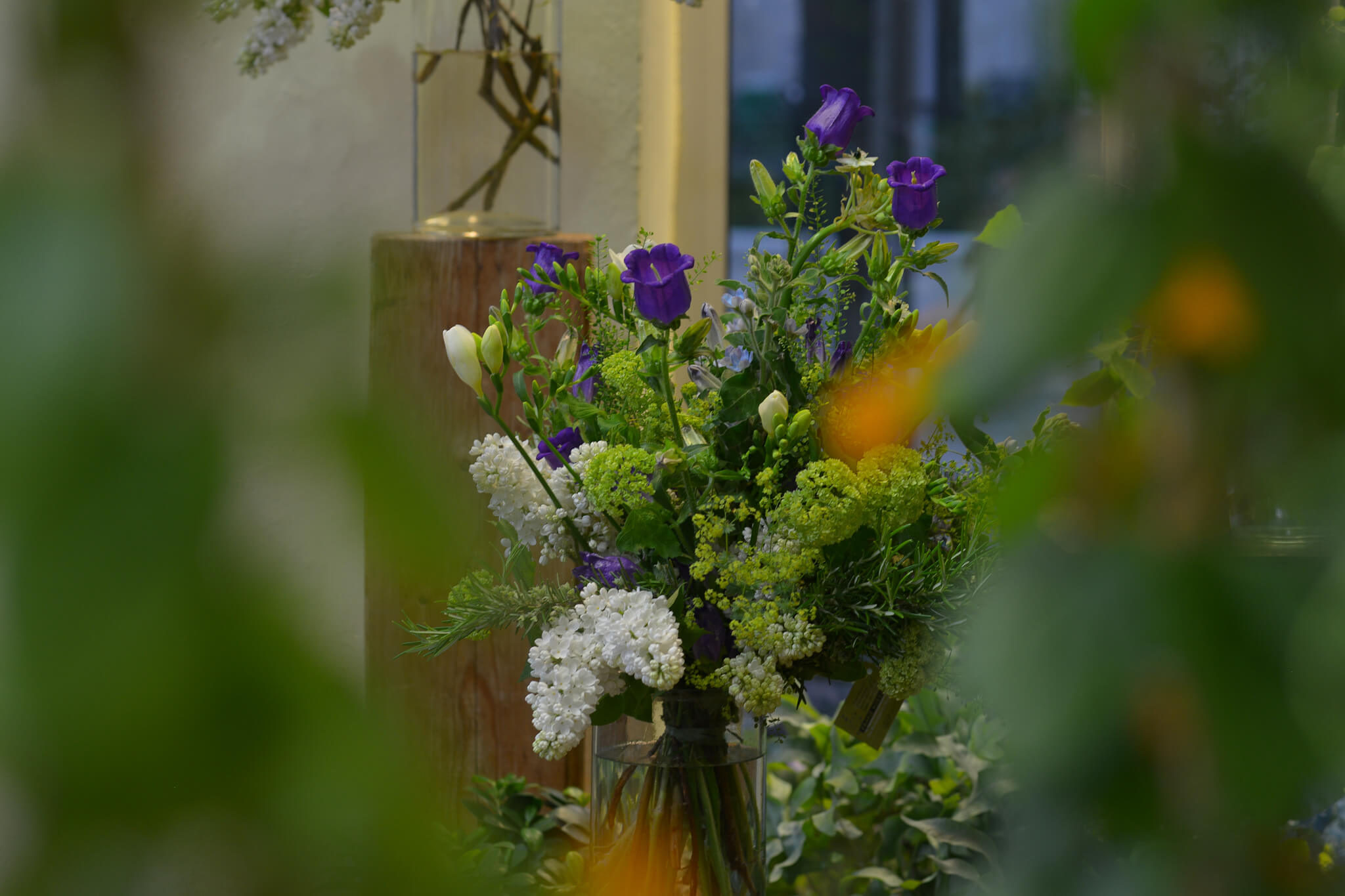 Blumen Hiedl Kempten Fruehlingsstrauss