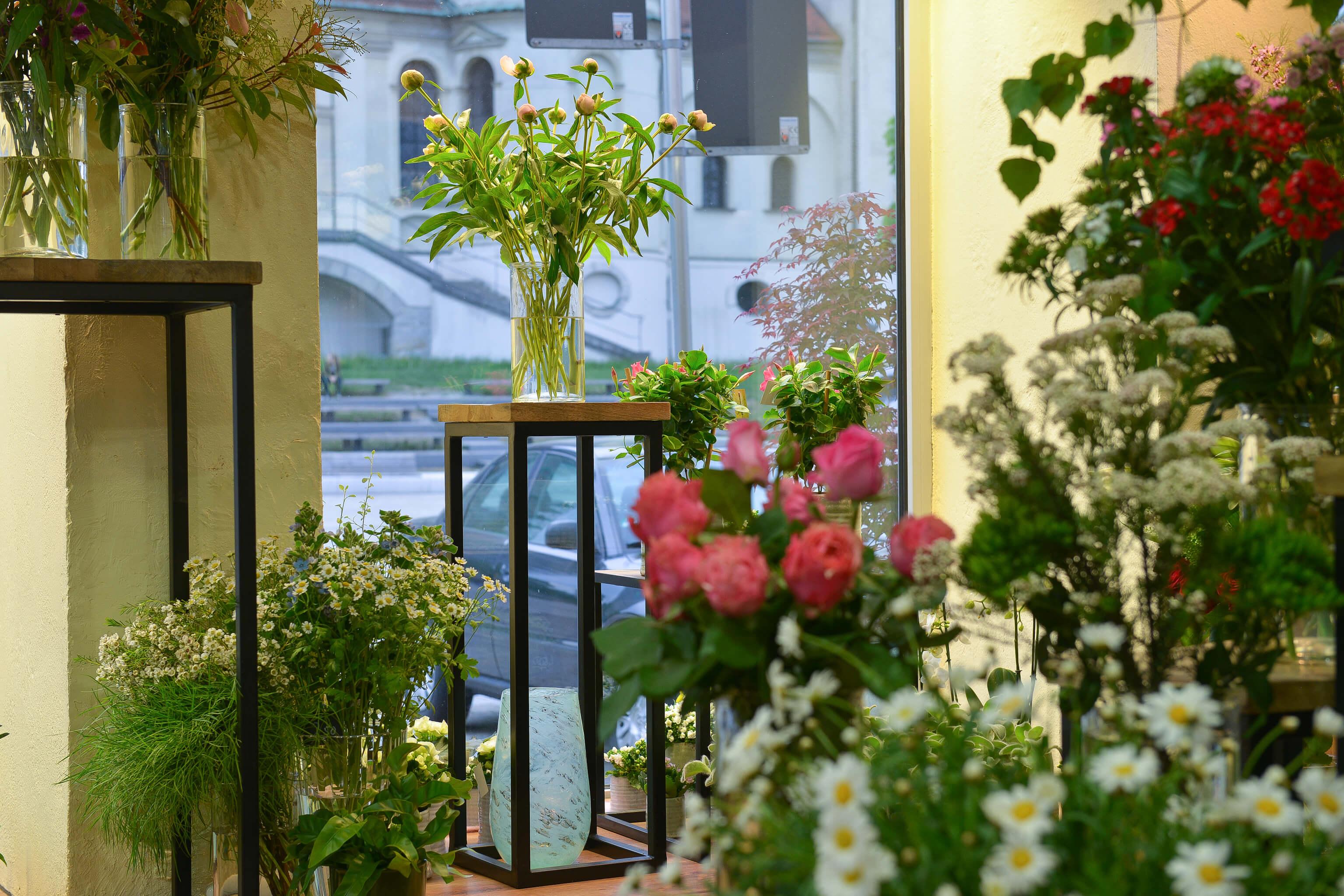 Blumen Kempten Schnittblumen