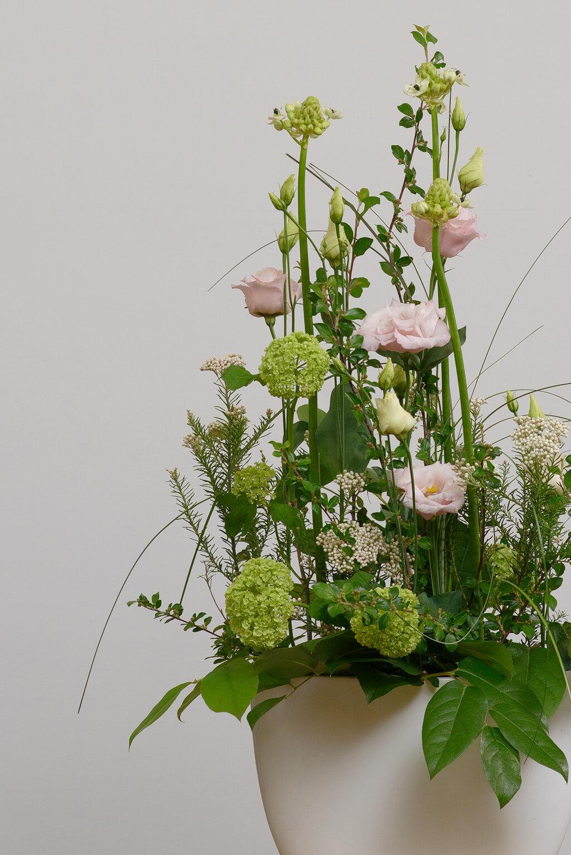 Blumengesteck Regelmaessig