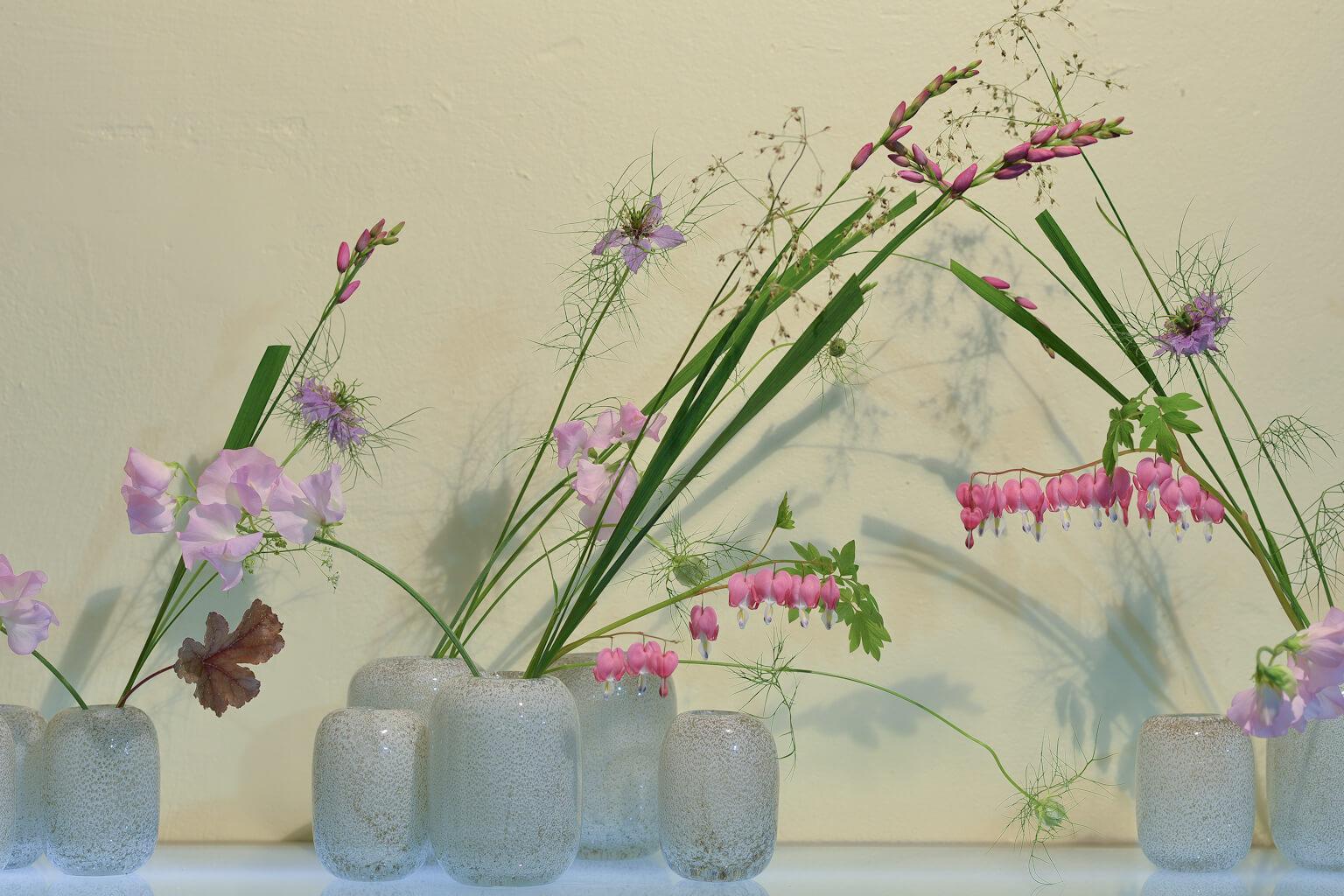 Vasen Verschiedene Groessen